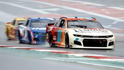 NASCAR at COTA