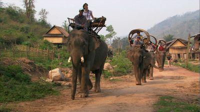 Laos - Along The Mekong
