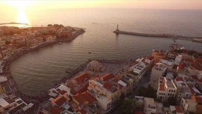 Crete and Aegina
