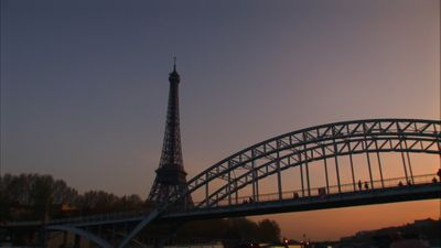 Paris Past, Paris Present - From the 1920s to the Present Day