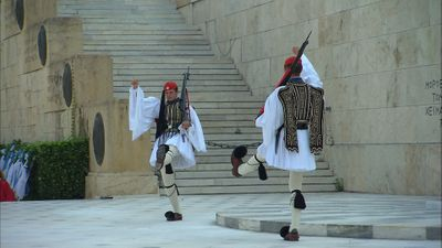 Athens, Greece and the Islands - To the Rhythm of Bouzoukis