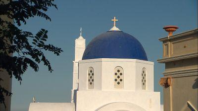 Southern Cyclades - Blue, White, Black